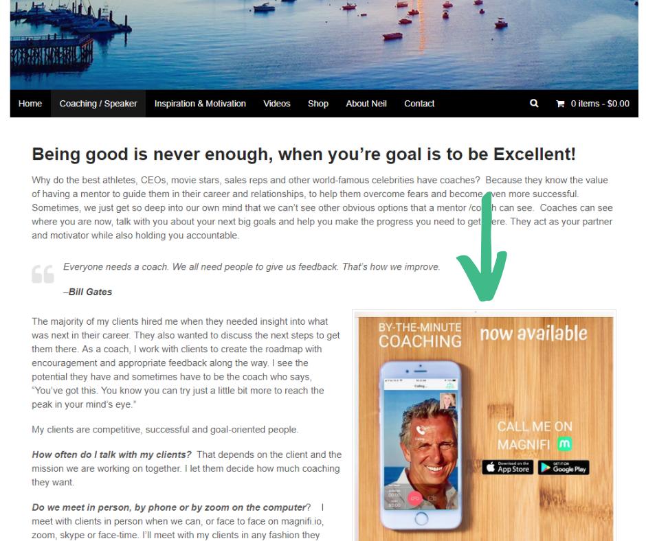 Neil wood - website